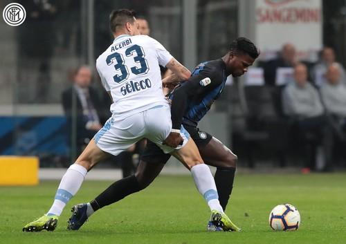 Интер – Лацио – 0:1. Текстовая трансляция матча