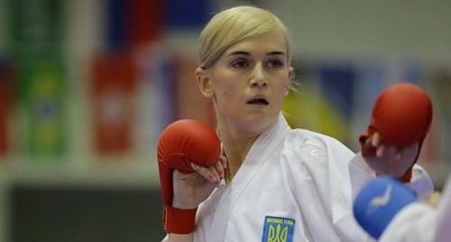 Чемпионат Европы по карате. Украинцы завоевали две бронзы