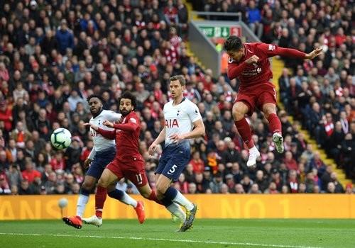 Текстовая трансляция матча ливерпуль тоттенхэм
