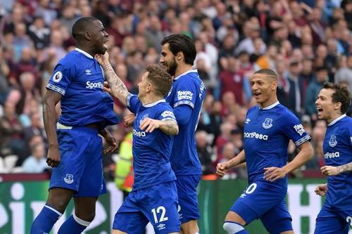 АПЛ. Бернард забил гол в ворота Вест Хэма