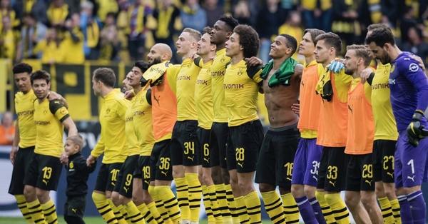 Боруссия дортмунд вольфсбург обзор матча