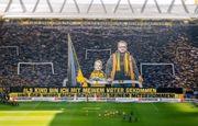 ФОТО ДНЯ. Фанаты Боруссии вывесили восхитительный баннер