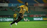 Украинец Эсеола забил первый гол в сезоне за Кайрат