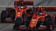 Хэмилтон выиграл драматичный Гран-при Бахрейна, крах Леклера и Феррари