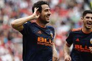 Севилья – Валенсия – 0:1. Видео гола и обзор матча