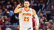Мощный данк Лэня через Колсона в топ-10 дня в НБА