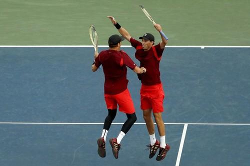 Братья Брайан выиграли 118-й совместный титул