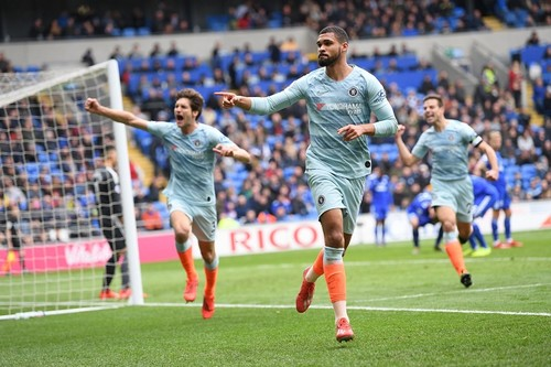 Кардифф – Челси – 1:2. Видео голов и обзор матча