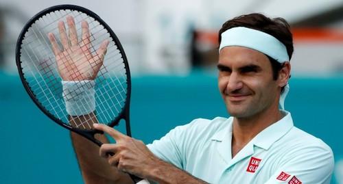 Федерер в четвертый раз выиграл Мастерс в Майами