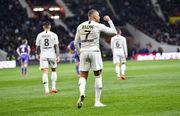 Мбаппе забил в 7-м матче чемпионата Франции подряд