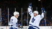 НХЛ. Торонто вышел в плей-офф, 60 победа Тампы, 7 шайб Калгари