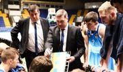 Черний сохранит пост тренера БК Николаев на следующий сезон