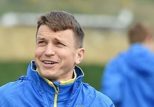 Руслан РОТАНЬ: «Кайфовал от игры сборной Украины против Португалии»