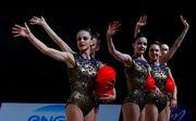 Украинские грации добыли три медали на Гран-при во Франции