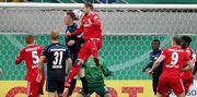 Гамбург обыграл Падерборн и вышел в полуфинал Кубка Германии