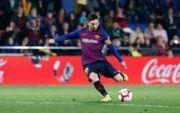 Месси догнал Роналду по количеству голов в топ-5 лигах Европы