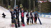 Сноубордист Харук – чемпион мира среди юниоров