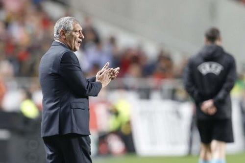 Фернанду САНТУШ: «Португалия будет играть на Евро-2020»
