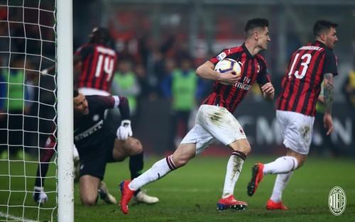 Милан сыграл вничью с Удинезе