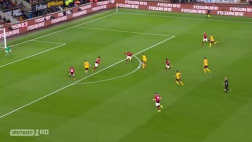 Вулверхэмптон – Манчестер Юнайтед – 2:1. Видео голов и обзор матча