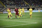 Украина U-21 – Андорра U-21: стартовые составы