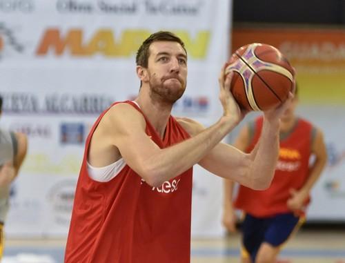 Центровой сборной Испании: «Нас ждут два непростых соперника»