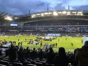 Манчестер Сити обыграл Кардифф и вернулся на первое место в АПЛ