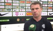 Сергей Ребров с Ференцварошем вылетел из Кубка Венгрии