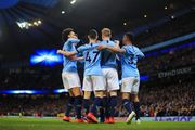 Манчестер Сити — Кардифф Сити — 2:0. Видео голов и обзор матча