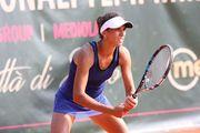 Валерия Страхова вышла во второй раунд турнира ITF в Италии