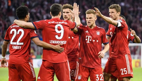 Бавария News: Бавария со счетом 5:4 выиграла супертриллер в Кубке Германии