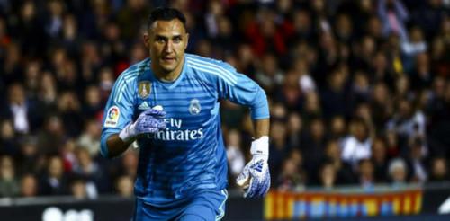Кейлор НАВАС: «Если тренер скажет уходить, то я уйду из Реала»