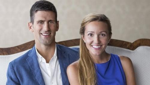 ФОТО. Новак Джокович отдыхает с женой в Доминикане