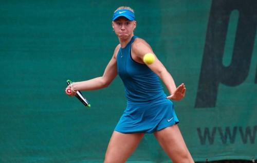 Лопатецкая и Страхова выбыли во втором раунде турнира ITF в Италии