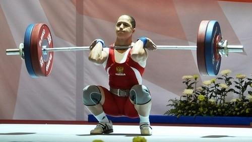Российская тяжелоатлетка Ломова подозревается в употреблении допинга