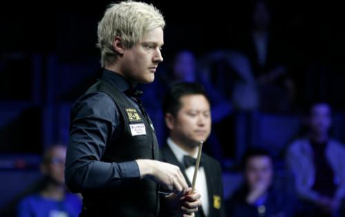 China Open: определились пары четвертьфиналистов