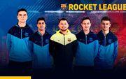 Барселона набрала склад по Rocket League