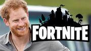 Принц Гаррі закликав заборонити Fortnite