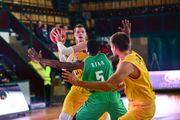 БК Запорожье уступил Киев-Баскету в первом полуфинальном матче