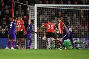 Ливерпуль одержал волевую победу в поединке с Саутгемптоном