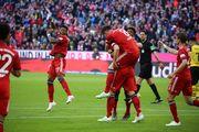 Бавария – Боруссия Д - 5:0. Текстовая трансляция матча