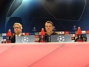 Нико КОВАЧ: «Ожидаю интересную, равную игру с Боруссией»