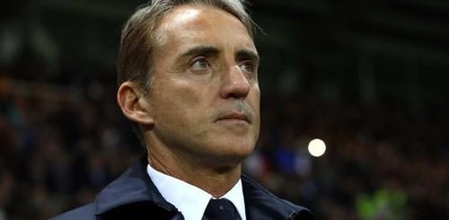 Манчини – Тренер года в Италии