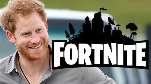 Принц Гарри призвал запретить Fortnite