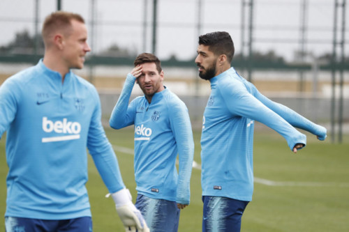 Барселона – Атлетико. Прогноз и анонс на матч чемпионата Испании