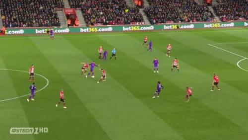 Саутгемптон – Ливерпуль – 1:3. Видео голов и обзор матча
