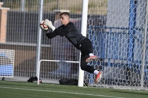 Лунин будет вторым вратарем Реала в следующем сезоне