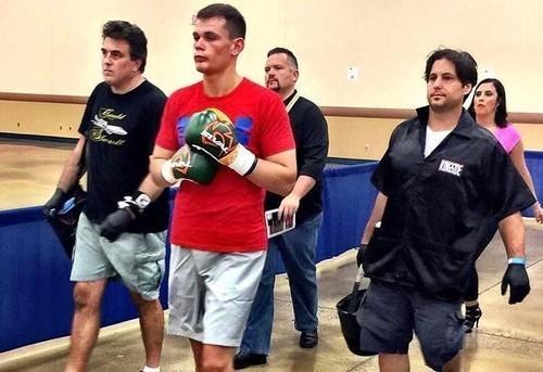Пинчук одержал 10-ю победу на профи-ринге