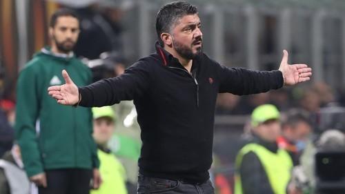 Гаттузо буде звільнений з Мілана, навіть якщо виведе команду в ЛЧ