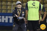 Диего Марадона решил досрочно покинуть Дорадос